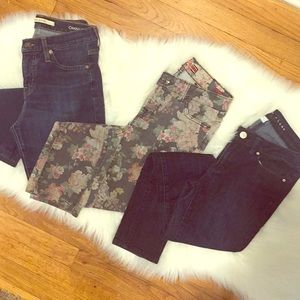 Jean Bundle! 3 pairs for $20!